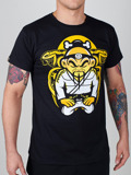 MANTO t-shirt SENSEI black