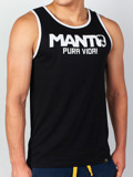 MANTO tank top PURA VIDA black