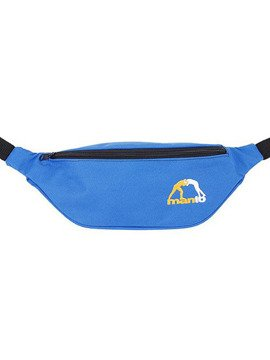 MANTO beltbag LOGO blue