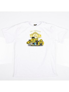 MANTO kids t-shirt TEAM white