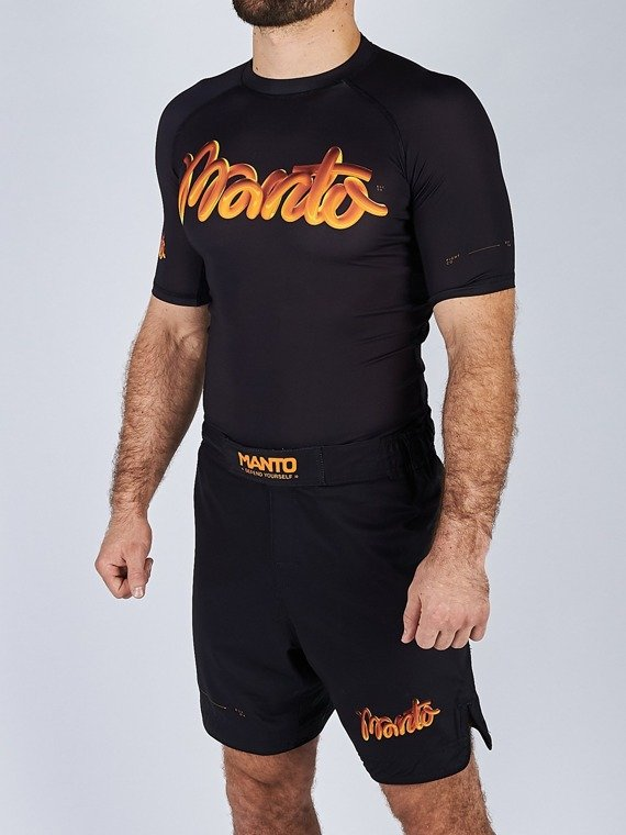 Combo rashguard + MMA shorts BLOW UP