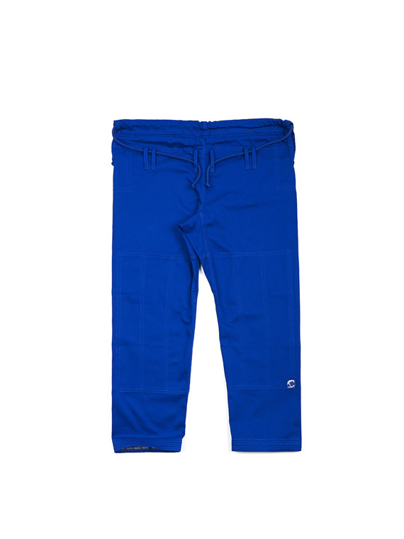 MANTO BJJ Gi Pants BASIC blau