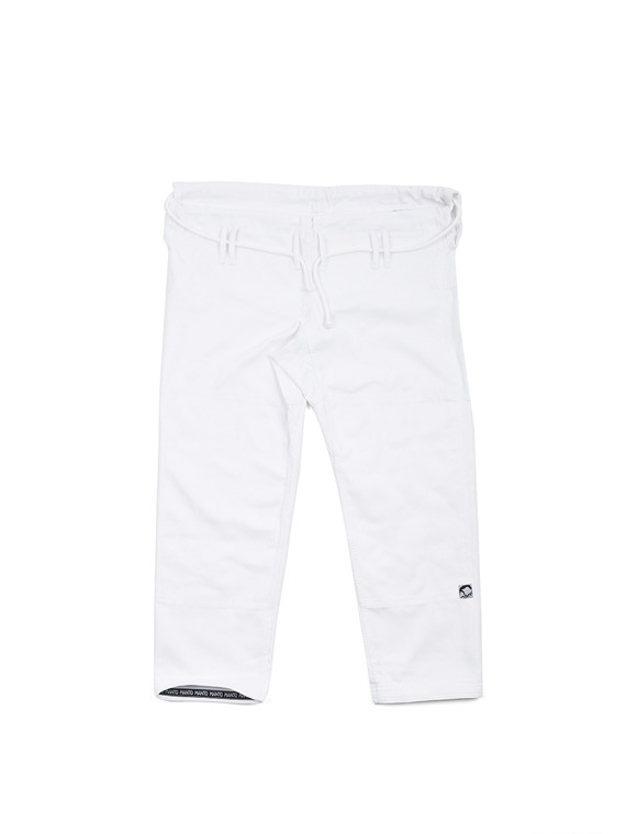 MANTO BJJ Gi Pants BASIC weiss