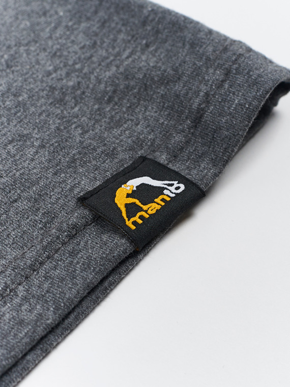 MANTO Muskelshirt ARC graphite