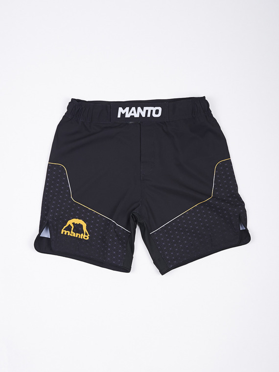 MANTO fight shorts ICON schwarz