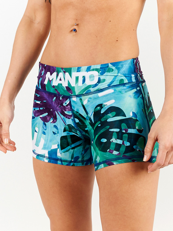MANTO gym shorts HERMOSA