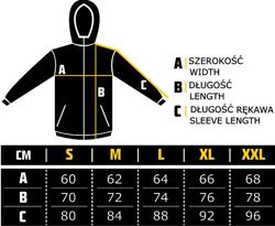 MANTO hoodie ARC light melange