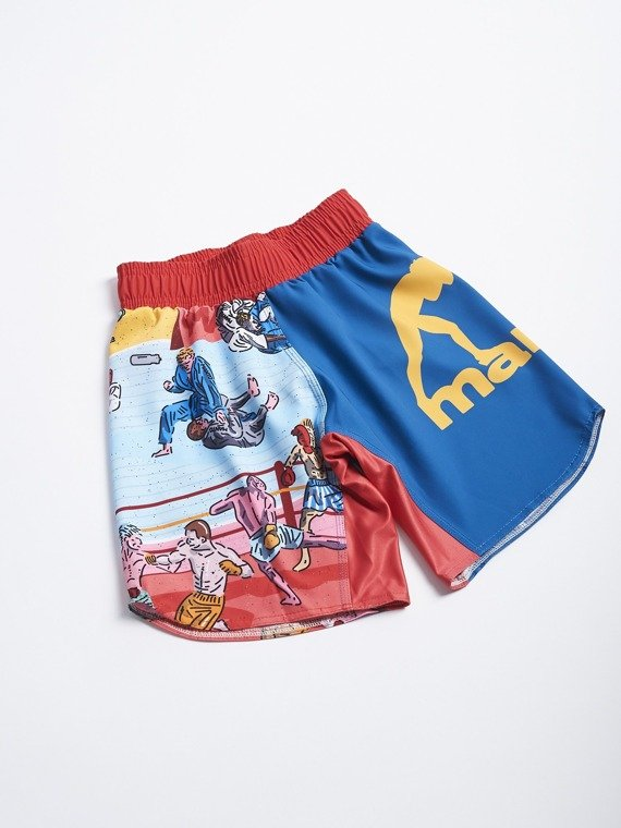MANTO kids fight shorts GYM