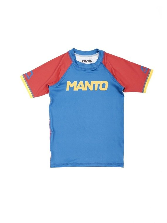 MANTO kids rashguard GYM