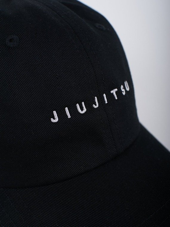 MANTO low profile cap JIUJITSU schwarz