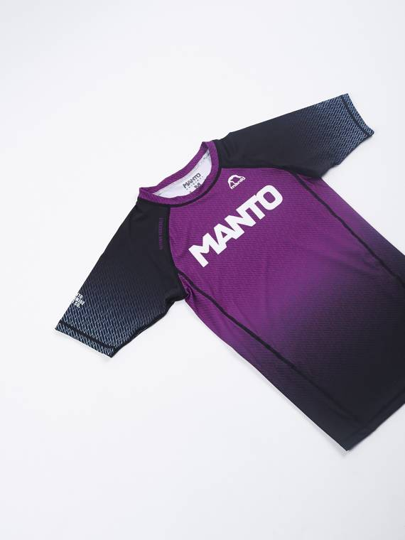 MANTO rashguard RANK lila