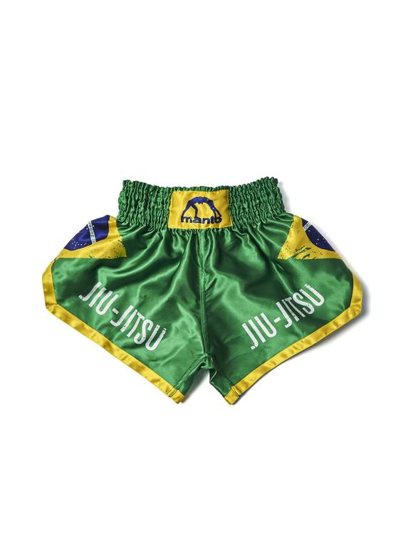 "MANTO shorts MUAY THAI ""JIU-JITSU"""