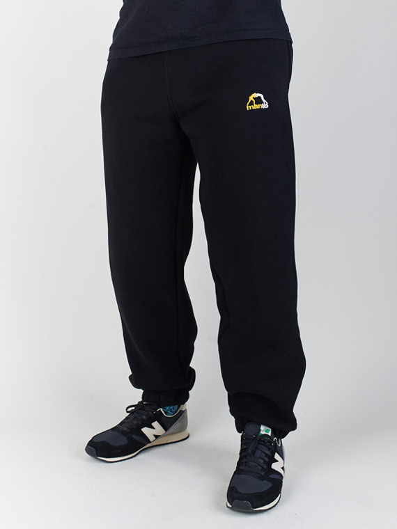 MANTO sweatpants CLASSIC black