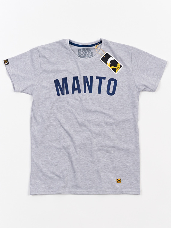 MANTO t-shirt ARC melange