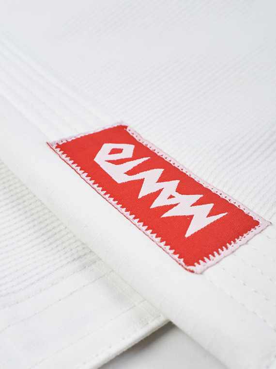 "Manto ""ROOSTER"" BJJ GI weiss"