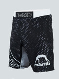 MANTO fight shorts DOTS schwarz